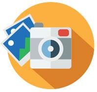 Chụp ảnh phục vụ thiết kế hồ sơ năng lực