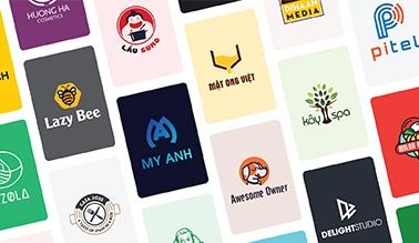 Thiết kế Logo giá rẻ cho các shop online, cửa hàng mới