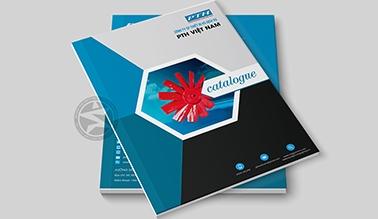 Dự án thiết kế Catalogue Quạt Công nghiệm PTH