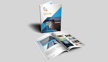 Thiết kế hồ sơ năng lực Eguchi Việt Nam