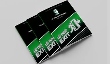 Thiết kế hồ sơ năng lực LiLang Việt Nam