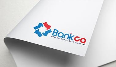 Thiết kế logo thương hiệu Bankca
