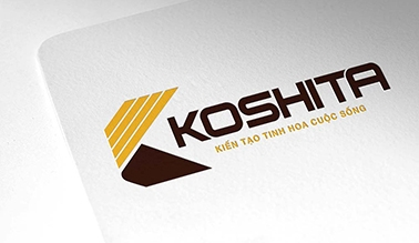 Thiết kế logo thương hiệu KOSHITA