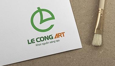 Thiết kế logo thương hiệu Lê Công