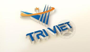 Dự án thiết kế logo luật Trí Việt