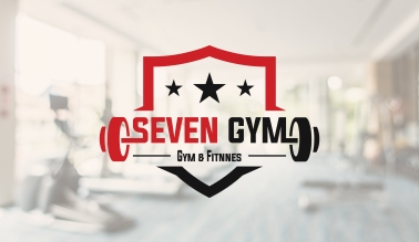 Thiết kế logo SEVEN GYM