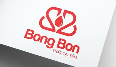 Dự án thiết kế logo Bông Bon Shop