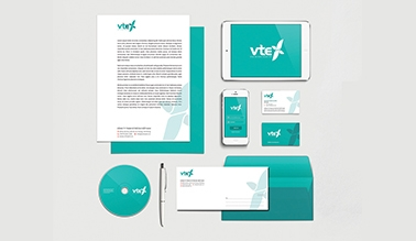 Thiết kế nhận diện thương hiệu VTE