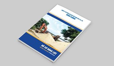 Thiết kế hồ sơ năng lực xây dựng Hùng Cường