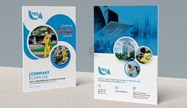 Thiết kế catalogue kiểm soát công trùng TES