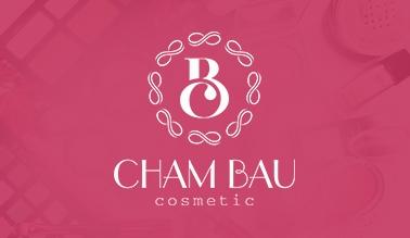 Dự án thiết kế logo mỹ phẩm Châm Bầu