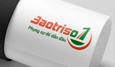 Thiết kế logo BẢO TRÌ SỐ 1