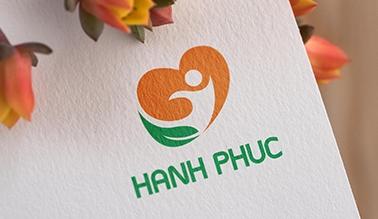 Dự án Thiết kế logo dược mỹ phẩm Hạnh Phúc