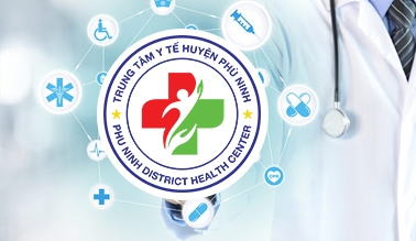 Dự án thiết kế logo Trung tâm Y tế huyện Phù Ninh