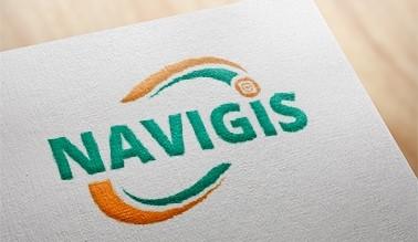 Dự án thiết kế logo thương hiệu NAVIGIS