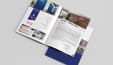 Dự án thiết kế catalogue IMC SÀI GÒN