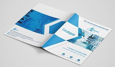 Dự án Thiết kế Catalogue KIMTECO
