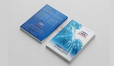 Dự án thiết kế hồ sơ năng lực xây dựng ALPHACO Hà Nội