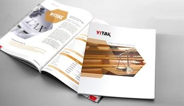 Công ty TNHH Đại Lý thuế Vitax