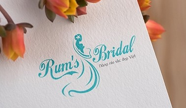 Dự án thiết kế logo RUM'S BRIDA
