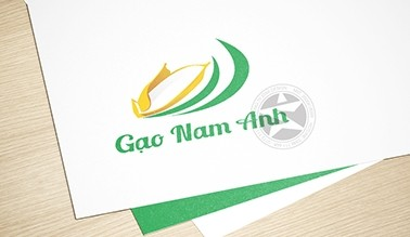 Dự án thiết kế logo thương hiệu Gạo Nam Anh
