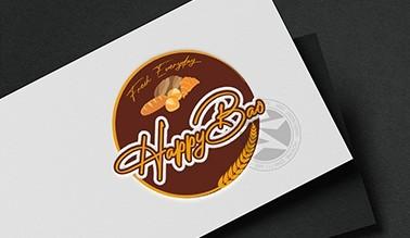 Thiết kế logo thương hiệu HAPPY BAO