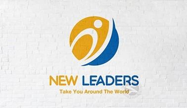 Thiết kế logo New Leaders