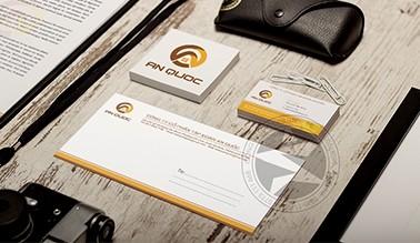 Thiết kế nhận diện thương hiệu An Quốc