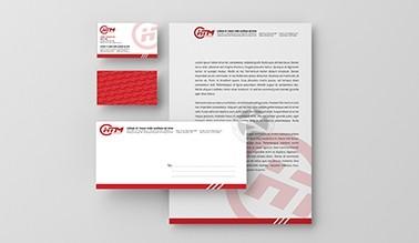 Thiết kế nhận diện thương hiệu cơ khí HTM