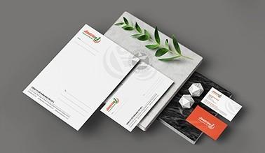 Thiết kế name card, phong bì thư BẢO TRÌ SỐ 1