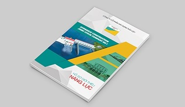 Thiết kế hồ sơ năng lực xây dựng thủy lợi
