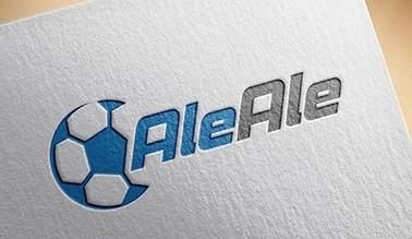 Thiết kế logo Diễn Đàn Thể thao AleAle