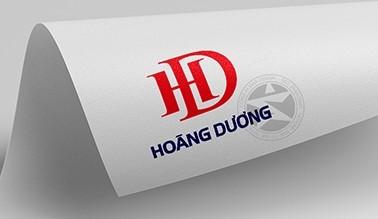 Thiết kế logo thương hiệu Hoàng Dương