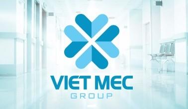 Dự án thiết kế logo Tập đoàn Y Dược Viet Mec