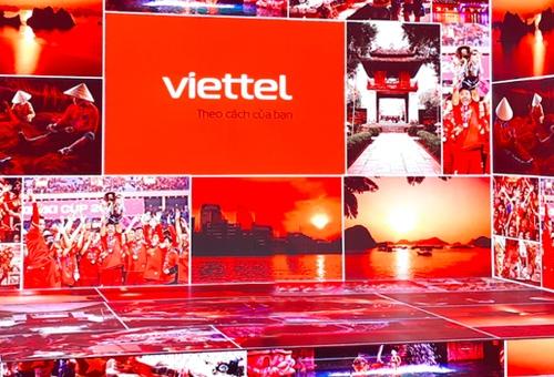 Giải mã ý nghĩa logo mới củaTập đoàn Công nghiệp – Viễn thông Quân đội Viettel